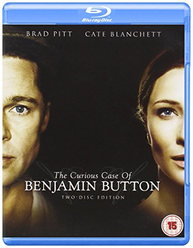 Click for larger image of The Curious Case Of Benjamin Button [Blu-ray] [2009] [Region Free]
