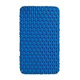 Unbekannt Naturehike Leichte feuchtigkeitsbeständige Luftmatratze Nylon TPU Isomatte Aufblasbare Matratze Isomatte Für 2Person NH19Z055-P (Blue)