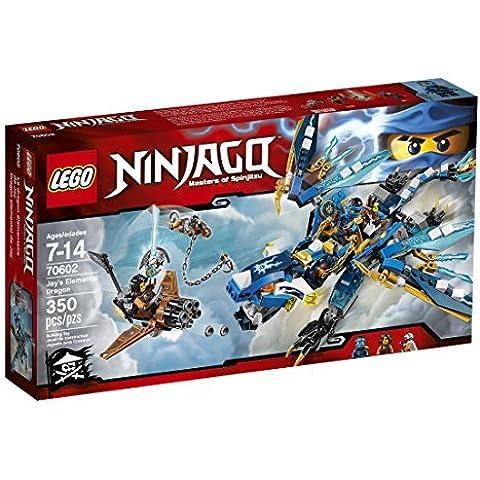 LEGO Ninjago Jay's Elemental Dragon 70602 by LEGO