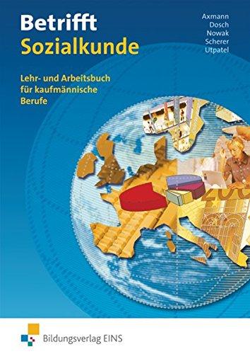 Betrifft Sozialkunde / Wirtschaftslehre: Betrifft Sozialkunde, Ausgabe Rheinland-Pfalz, Lehrbuch