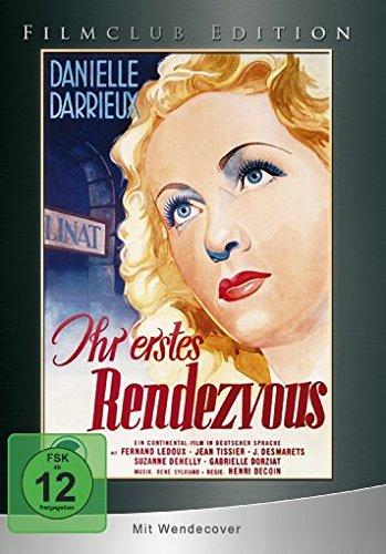 Bild von Ihr erstes Rendezvous - Filmclub Edition [Limited Edition]