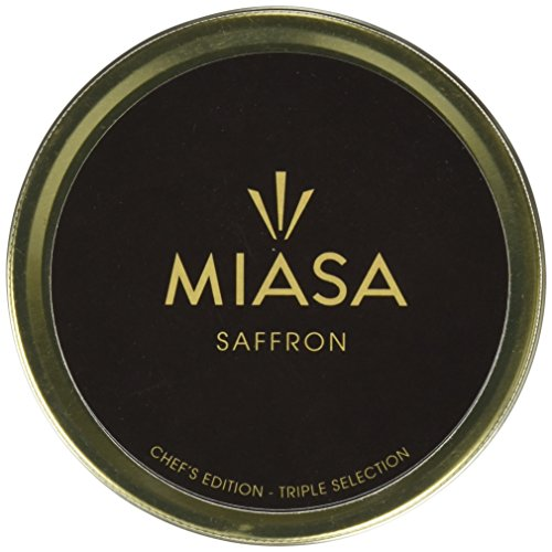 Miasa Safran Chefs Edition - triple selection 12 (12,5 g)