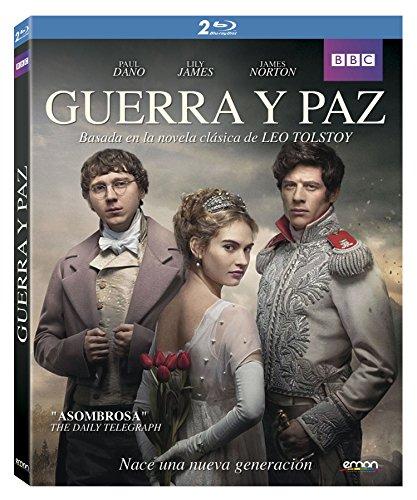 Guerra-Y-Paz-Blu-ray