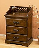 #9: SNG Wooden Bed Side Table