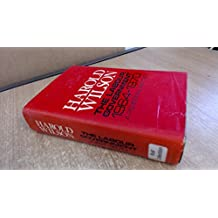 Labour Government, 1964-70: A Personal Record