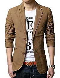 Amazon.it  Multicolore - Blazer   Abiti e giacche  Abbigliamento 7d0d0504153