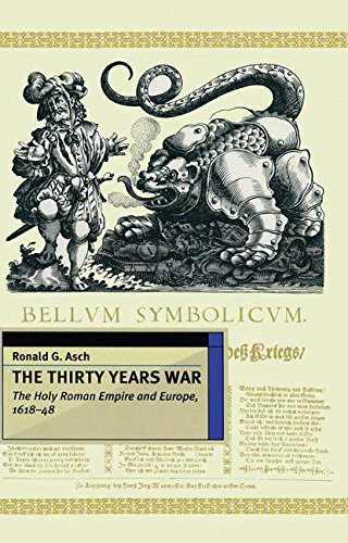 The Thirty Years War: The Holy Roman Empire and Europe 1618-48 (European History in Perspective)