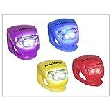 HUDORA LED Lampe - Fahrrad-Licht LED - Farbe nicht wählbar - 85060