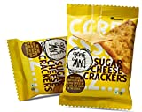 Gone Mad Sugar Cheese Cracker Pack of 2,...