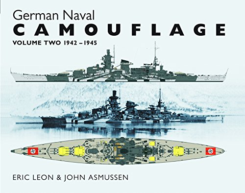 German Naval Camouflage: 1942-1945