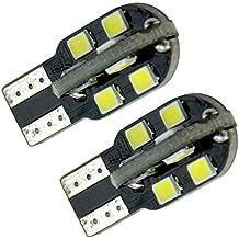 Ultra Vision LED de 501bombilla de luces laterales, 12V, 5W, 2unidades)? Incluye 12meses de garantía (5)