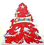 2x Celebrations Adventskalender 215g Schokolade Weihnachtskalender 2018 Geschenk idee