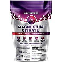 Citrato de Magnesio - 500 mg | 60 Comprimidos (Suministro para 2 Meses)