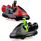 OWIKAR - Juguete de coche para niños con mando a distancia para...