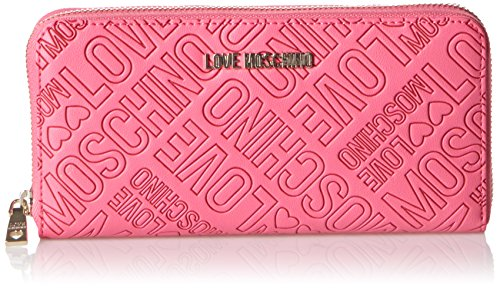 love-moschino-damen-jc5504-geldborse-pink-pink