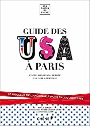 Le Guide des USA à Paris