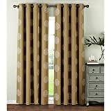 Best Window Elements Blinds - Window Elements Venice Embroidered Faux Linen Extra Wide Review