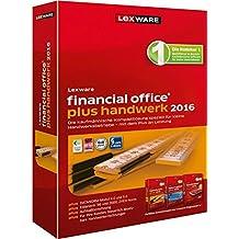 Lexware financial office plus handwerk 2017 Jahresversion (365-Tage)