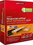 Lexware financial office plus handwerk 2016 - [inkl. 365 Tage Aktualitätsgarantie]