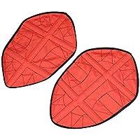Bureze 2pcs Rapid shoe covers No manual overshoes Reusable Lazy Hands-free Shoes Cover Overshoes Men/Women Shoes Accessories