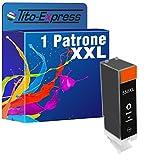 PlatinumSerie® 1x Patrone XXL kompatibel zu Canon PGI-550XL Schwarz 25 ml Inhalt Tintenstrahldrucker