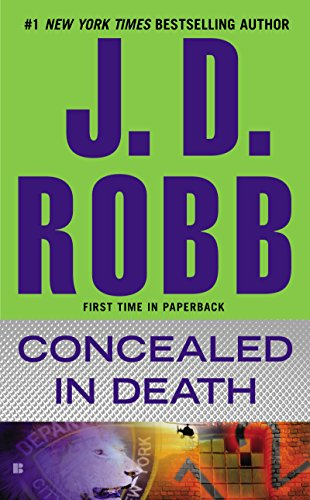 concealed in death by j d robb free
