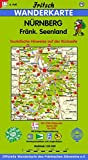 Fritsch Karten, Nr.75, Nürnberg, Fränkisches Seenland (Fritsch Wanderkarten 1:50000)
