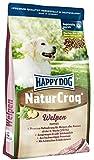 Happy Dog Premium NaturCroq Welpen, 1 kg, 4er Pack (4 x 1 kg)