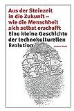 Aus der Steinzeit in die Zukunft - wie die Menschheit sich selbst erschafft: Eine kleine Geschichte der technokulturellen Evolution - Herbert Diehl