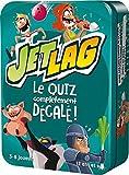 Asmodee- Jet Lag, CGJET01, Jeu d'ambiance