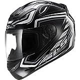 LS2 FF352 Rookie Integralhelm Ranger schwarz weiss L - Motorradhelm