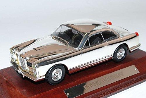Facel Vega FV Coupe Chrom 1/43 Modellcarsonline Sonderangebot Modell Auto