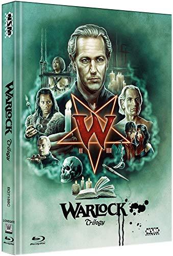 Warlock 1-3 Trilogy [Blu-ray] [Limited Edition]