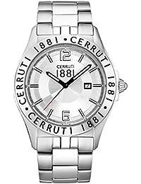 Cerruti 1881 CRA120SN01MS_wt Reloj de pulsera para hombre