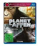 Planet der Affen: Prevolution & Revolution [Blu-ray]