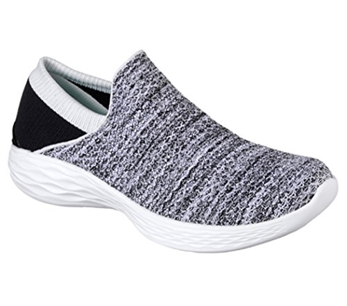 Bild von Skechers Damen You Slip On Sneaker, Schwarz, US Womens