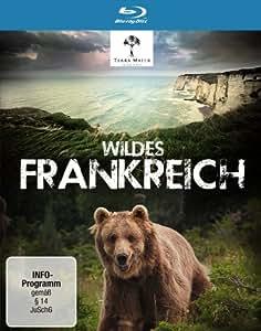Wildes Frankreich [Blu-ray]