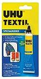 UHU Colle spéciale pour textiles, 20g en tube 48665