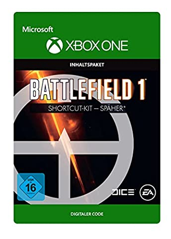 Battlefield 1: Shortcut Kit: Späher-Bundle [Xbox One - Download