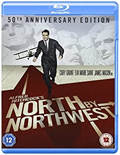 North By Northwest [Blu-ray] [1959] [Region Free] (B002CYIR5W) | Amazon price tracker / tracking, Amazon price history charts, Amazon price watches, Amazon price drop alerts