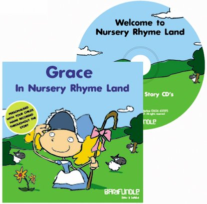 barafundle-personalised-story-cd-grace-in-nursery-rhyme-land