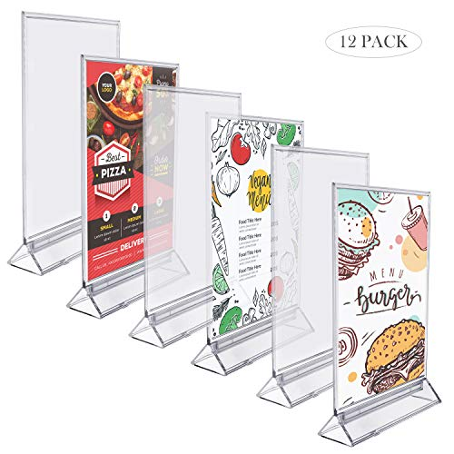 Pack 12 Soporte Expositor Metacrilato 12 Piezas- Soporte