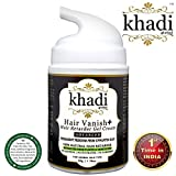 #3: Khadi Global Hair Vanish+ Advanced Hair Retarder Gel Cream For Body Areas Such As Hand, Leg, Ear, Stomach, Chest, Back With Normal Skin & Coarse Hair, Gives Permanent Freedom From Unwanted Hair, For Both Male & Female, 100% Natural Hair Retarder Extracted From Plants & Vegetation 50gm.
