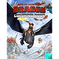 How To Train Your Dragon Book: 50+ Creative Coloring Pages about Hiccup and Friend Great How to train your dragon Coloring Books