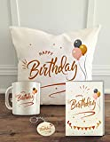 #9: ALDIVO® Happy Birthday | Gift for Birthday | Birthday Gifts | Combo pack (12