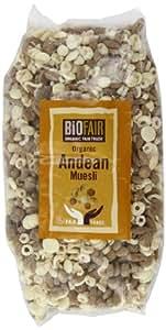 Biofair Organic Fair Trade Puffed Quinoa Muesli 200 g (Pack of 3)