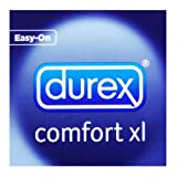 24 Durex Comfort XL Condoms