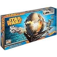 Hot Wheels - Star Wars, batalla de la estrella de la muerte (Mattel CGN48)