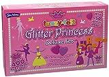 John Adams Fuzzy-Felt Glitter Princess Set