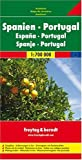 Freytag Berndt Autokarten, Spanien, Portugal (Multi-country Mapping)